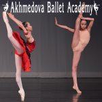 Akhmedova Ballet Audition