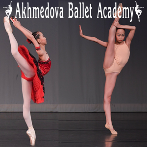 Akhmedova Ballet Audition