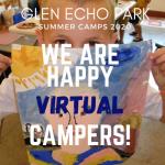 Glen Echo Park ONLINE Summer Camps