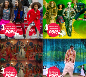 Groovin' with CityDance POP! ~ For Families to do Together