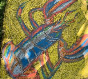 Color Bethesda! - Chalk Art Contest