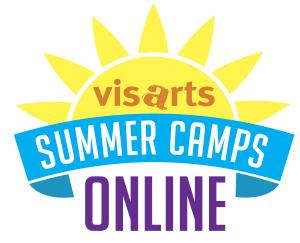 VisArts Online Summer Camps
