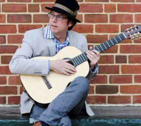 Latin Guitar Concert - Livestream - John W. Warren