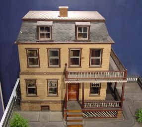 History Conversations: Not Just Child's Play--A Look Inside Our Dollhouse Collection