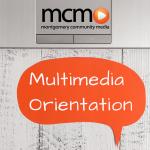 MCM Multimedia Virtual Orientation