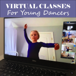 Virtual Early Dance Classes at Maryland Youth Ball...