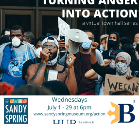 Turning Anger Into Action: Coalition Building & Bridging the Gap