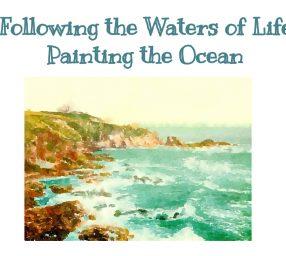 Painting the Ocean Virtual Watercolor Workshop