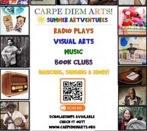 Carpe Diem Summer ArtVentures