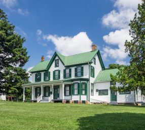 History Conversations: Walls CAN Talk: The 300 Year Evolution of a Montgomery County Farmhouse