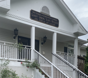 History Conversations: The Sandy Spring Slave Museum and African Art Gallery