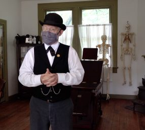 History Conversations: A Visit to the Stonestreet Museum of 19th Century Medicine