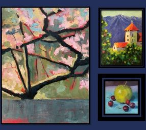 Small Works V Art Exhibition - Virtual Event