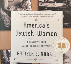 Virtual Lecture: America's Jewish Women: A History from Colonial Times to Today