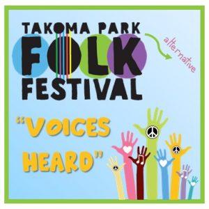 Takoma Park (Alternative) Folk Festival!