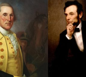 History Conversations: Lincoln and the Washingtons