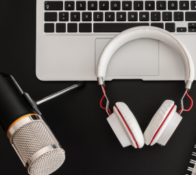 Step into Virtual Podcasting Class