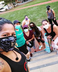 Latin Fusion Fitness at BlackRock Center for the A...