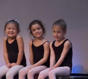 Classical Ballet Levels 1 & 2 at BlackRock