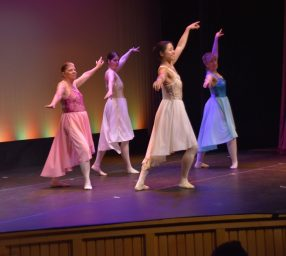 Classical Ballet for Teens and Adults at BlackRock