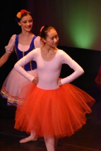Young Artist Ballet Level 5 at BlackRock