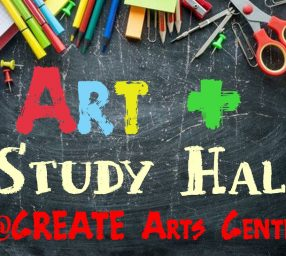 Art & Study Hall @ CREATE Arts Center