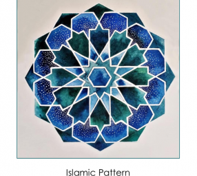 Islamic Patterns Art Workshop