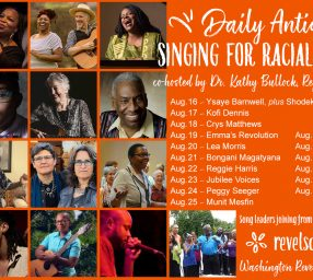 "Daily Antidotes of Song: ""Singing for Racial Justice"""