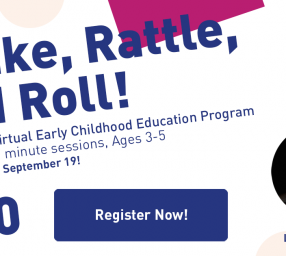 National Philharmonic's Virtual Early Childhood Education Program: Shake Rattle & Roll