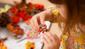 Family Workshop - Autumn (outdoor activity)