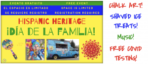 Hispanic Heritage Family Day at BlackRock Center f...