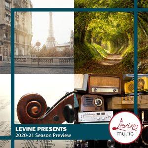Levine Presents Season Preview Concert