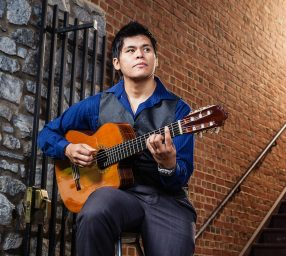 Free Outdoor Concert with Cristian Perez