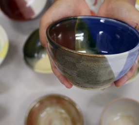 Fighting Hunger with Empty Bowls