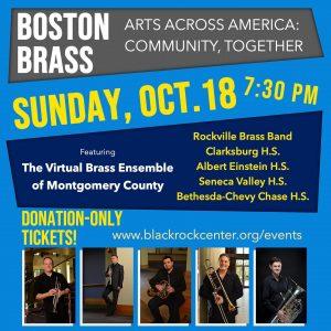 Boston Brass, featuring the High School Virtual Brass Ensemble
