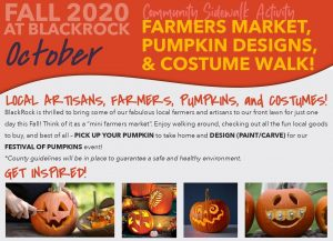 FALL FESTIVITIES- October