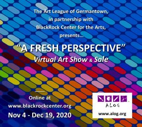 A FRESH PERSPECTIVE | Virtual Art Show & Sale