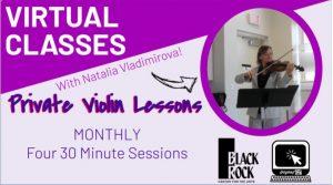 Private Violin Lessons
