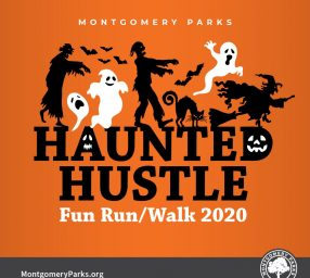 Montgomery Parks Haunted Hustle Fun Run/Walk 2020