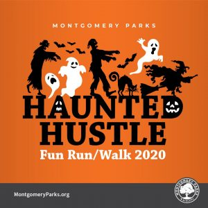 Montgomery Parks Haunted Hustle Fun Run/Walk 2020