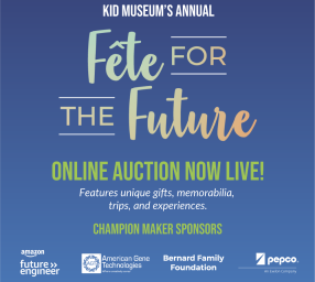 KID Museum's Fête for the Future