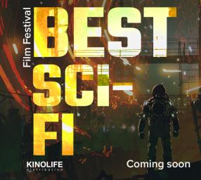 "Kinolife ""Best Sci-Fi Film Fest"""