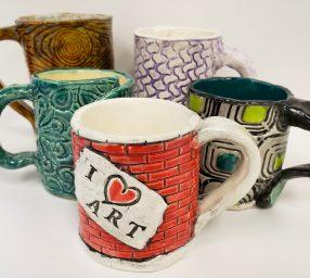 Family Pottery Mini Session II ONSITE