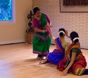 Essence of Emotion: Kuchipudi Dance Virtual Salon