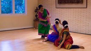 Essence of Emotion: Kuchipudi Dance Virtual Salon