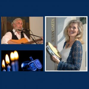 Chanukah Concert – Live music!