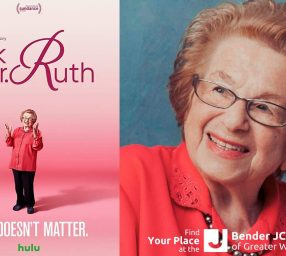 "CINEMA J @ HOME: ""Ask Dr. Ruth"""