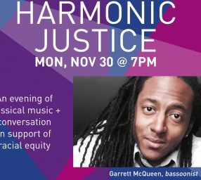 Harmonic Justice | Free Streamed Event!