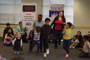 A Family Literacy Fiesta! Wheaton Family Theatre Series Season 6