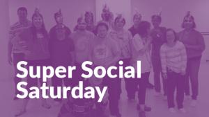 ArtStream Super Social Saturday - Online!